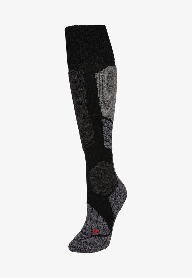Falke - Knee high socks - black mix