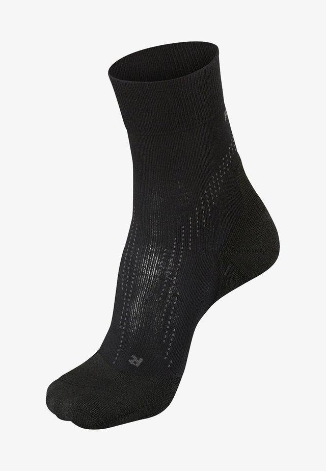 STABILIZING COOL - Sports socks - black