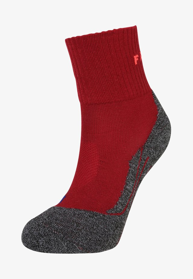 TK2 SHORT COOL  - Sports socks - ruby