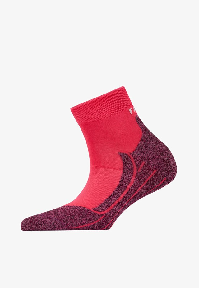 RU4 LIGHT - Sports socks - rose