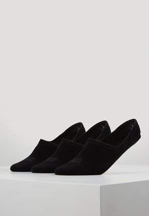 3-PACK - Trainer socks - black