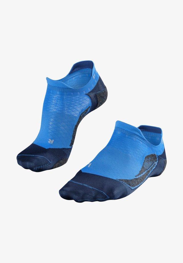 Sports socks - blue note (6545)