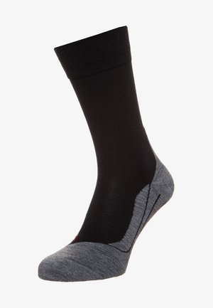 TK5 - Sports socks - black grey