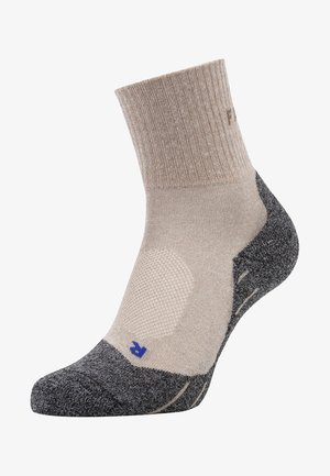 SHORT COOL - Sports socks - nature melange