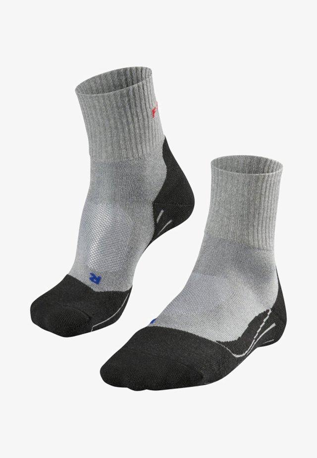 SHORT COOL - Sports socks - light grey