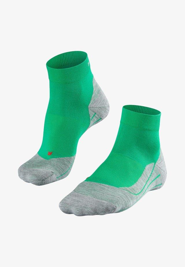 RU4  - Socks - grassgreen