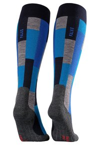 Falke - SK4 BRICK - Sports socks - marine - 3