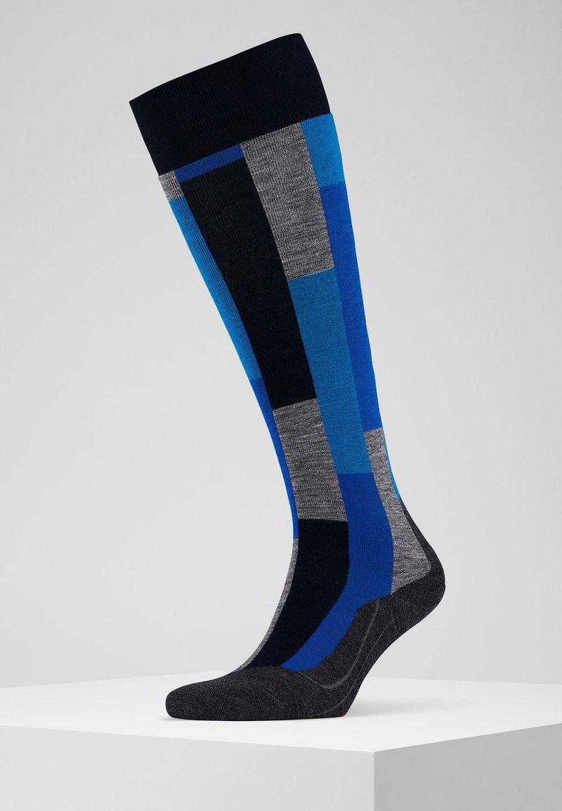 Falke - SK4 BRICK - Sports socks - marine