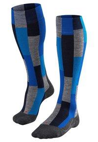 Falke - SK4 BRICK - Sports socks - marine - 2