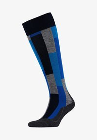 Falke - SK4 BRICK - Sports socks - marine - 1