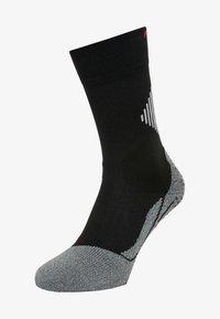 Falke - 4GRIP - Sports socks - black mix - 0