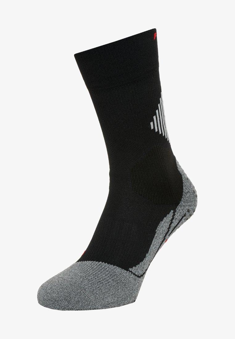 Falke - 4GRIP - Sports socks - black mix
