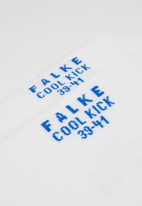 Falke - COOL 3 PACK - Trainer socks - white - 2