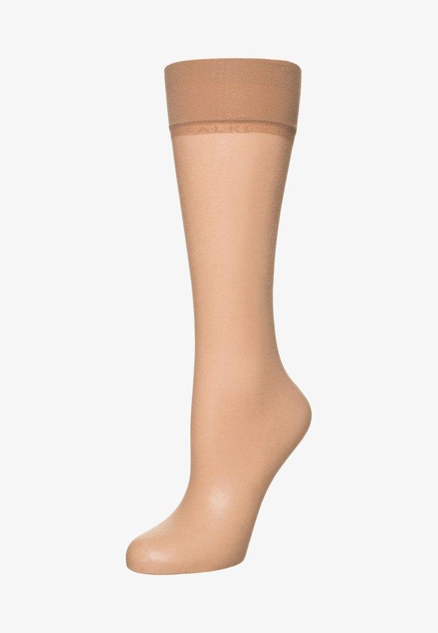 SHELINA  - Knee high socks - powder