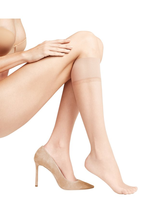 SHELINA  - Knee high socks - brasil (4679)