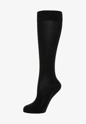 Knestrømper - black