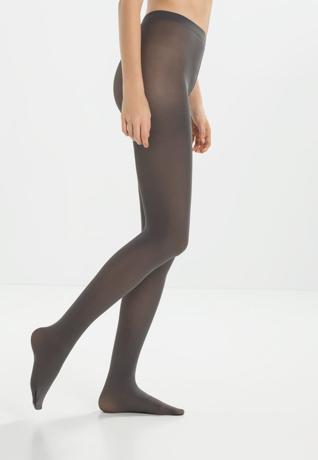PURE MATT TIGHTS 50 DEN - Strumpfhose - platinium