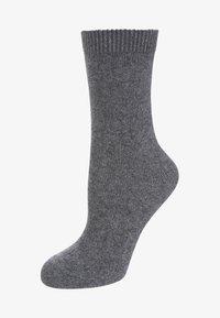 Falke - COSY  - Chaussettes - light grey melange - 0