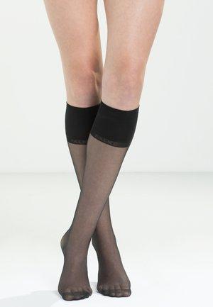 PURE MATT 20 DEN - Chaussettes hautes - black