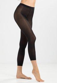 Falke - PURE MATT 50 DEN - Leggings - Stockings - black - 1