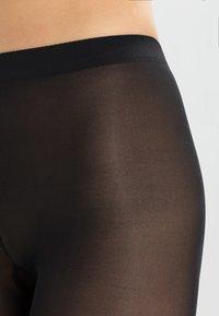 Falke - PURE MATT 50 DEN - Leggings - Stockings - black - 2
