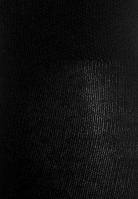 Falke - SENSITIVE LONDON - Knestrømper - black - 1