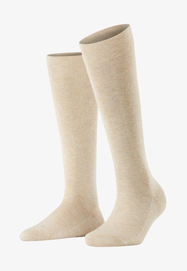 SENSITIVE LONDON - Knee high socks - beige