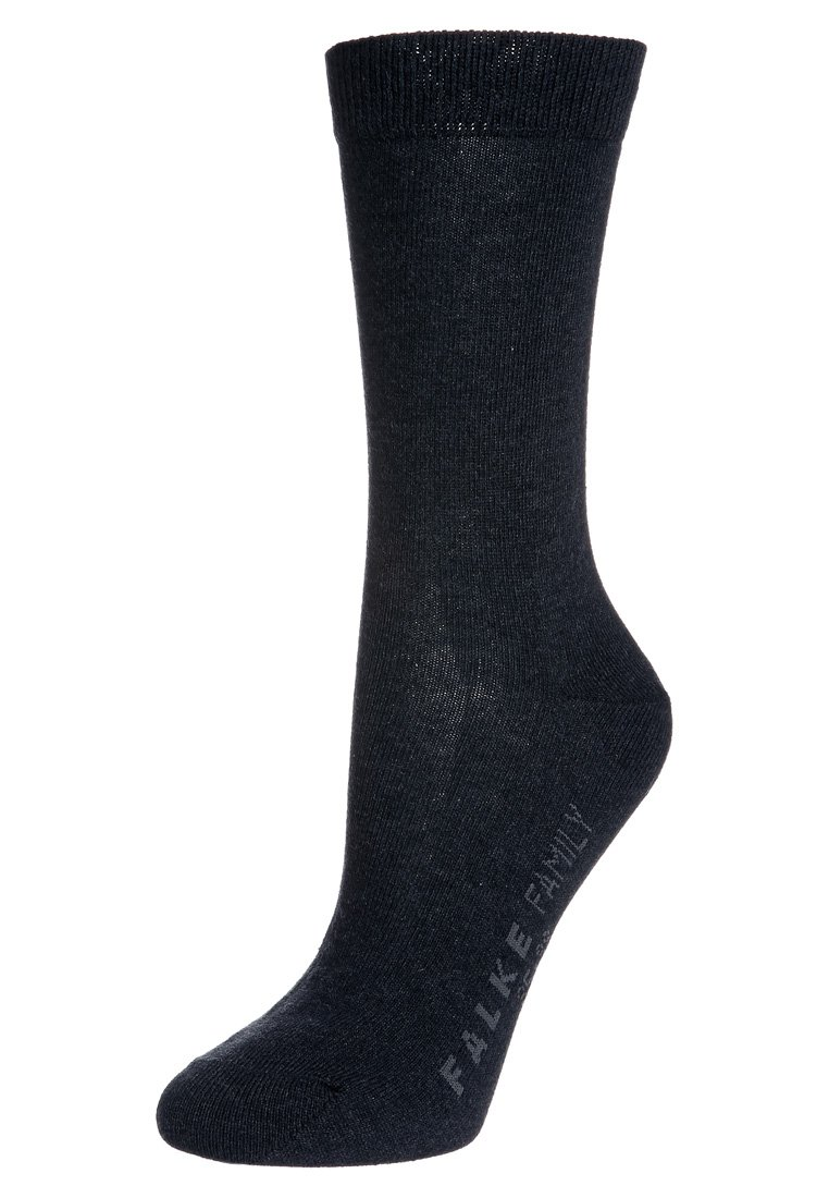 Falke - FAMILY - Sokken - anthracite