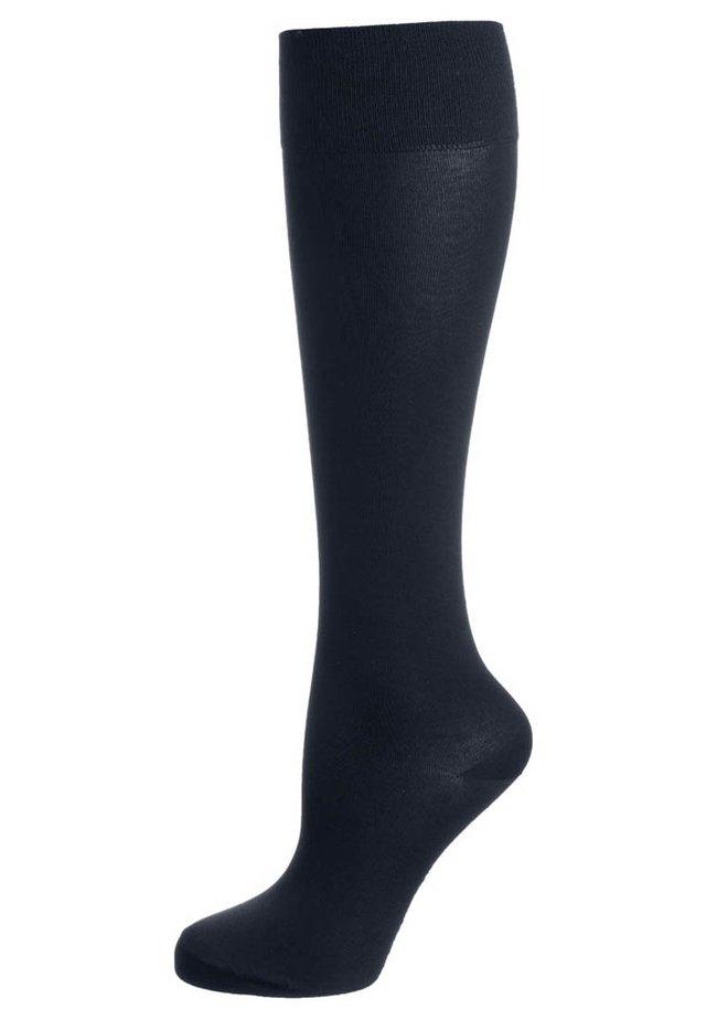 TOUCH  - Knee high socks - black