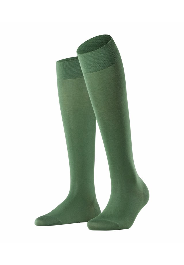 TOUCH  - Knee high socks - forest (7128)