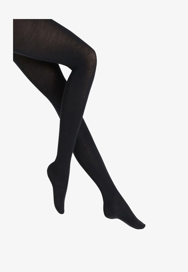 Tights - dark navy