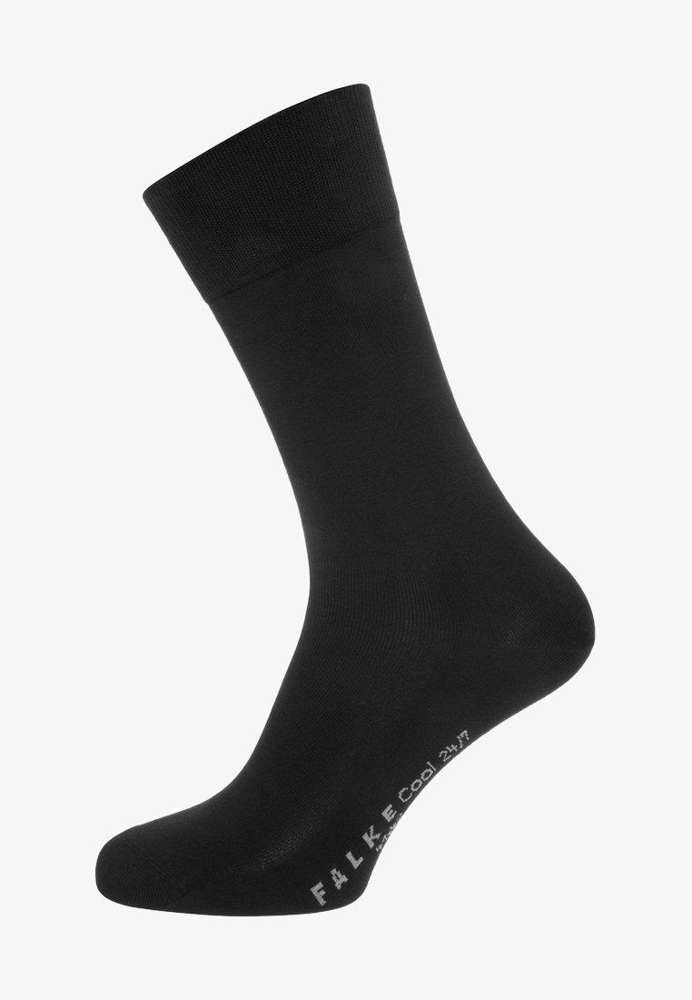 Falke - COOL 24/7 - Ponožky - black