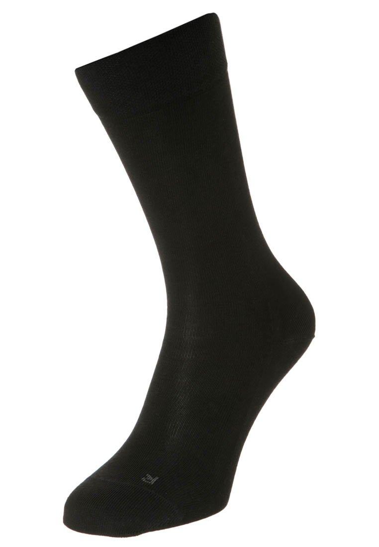 Falke - SENSITIVE LONDON - Socks - schwarz