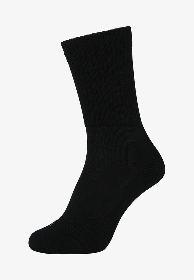 WALKIE LIGHT - Sokker - black