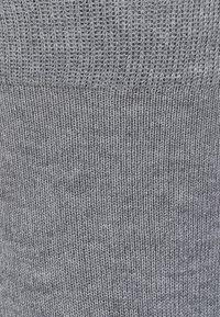 Falke - FAMILY - Calcetines - light grey melange - 1