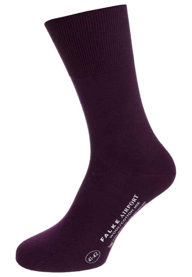 AIRPORT - Chaussettes - barolo