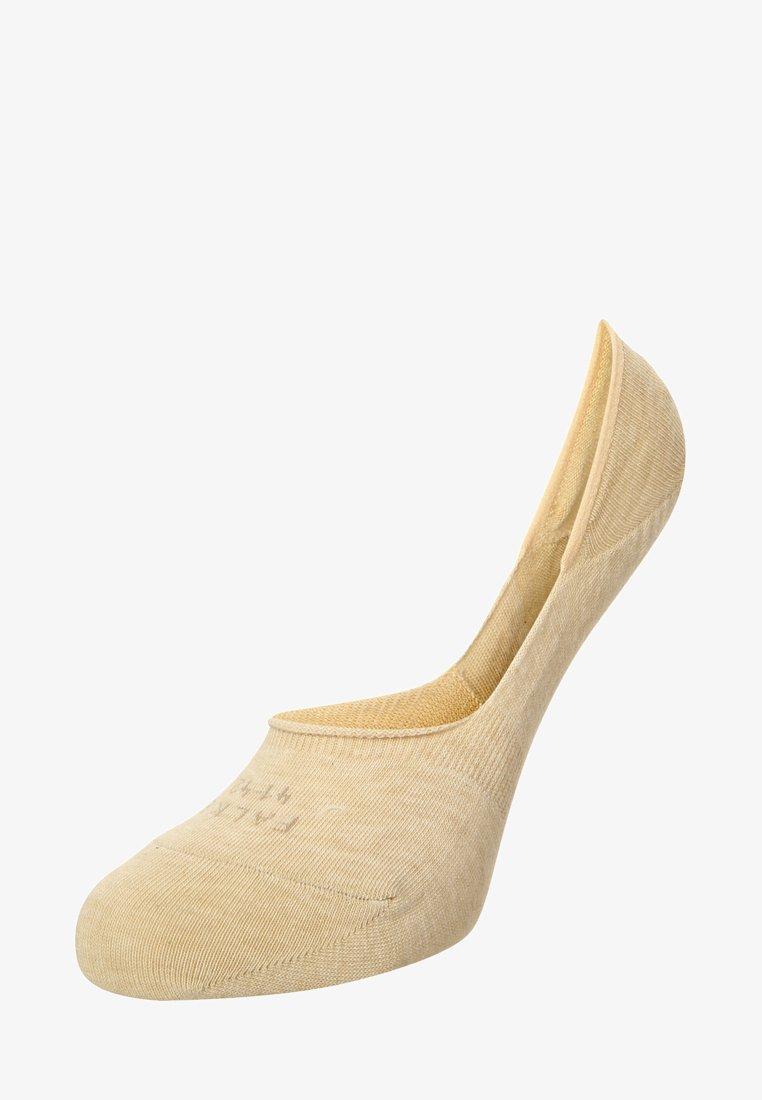 Falke - STEP INVISIBLE - Sokletter - sand melange
