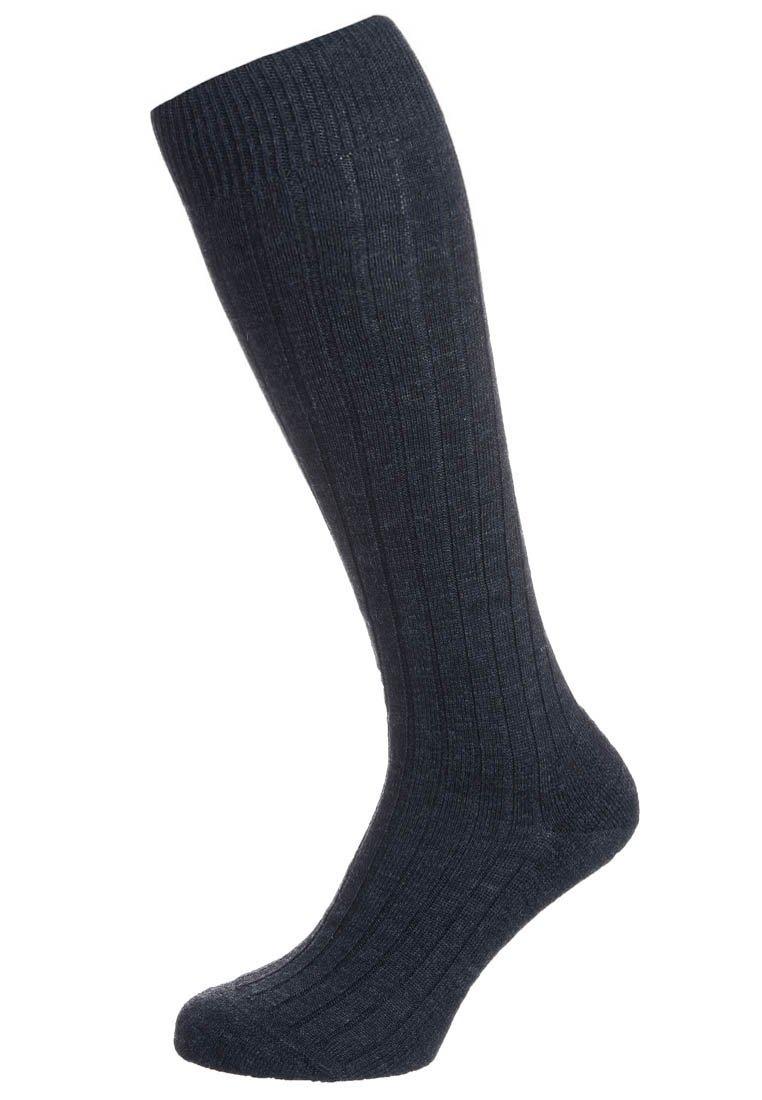 Falke - TEPPICH IM SCHUH KNEE-HIGH - Calcetines hasta la rodilla - anthracite