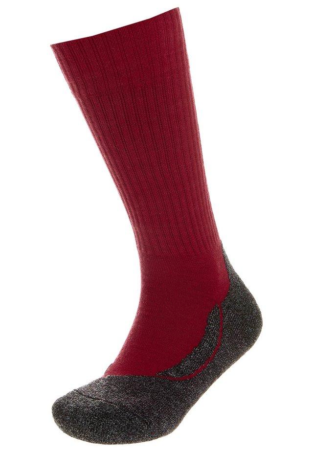 ACTIVE WARM SOCK BASIC - Socks - fire