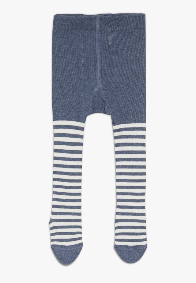 STRIPE TIGHTS - Tights - light jeans