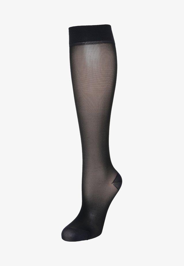LEG ENERGIZER 30 DEN - Knee high socks - black