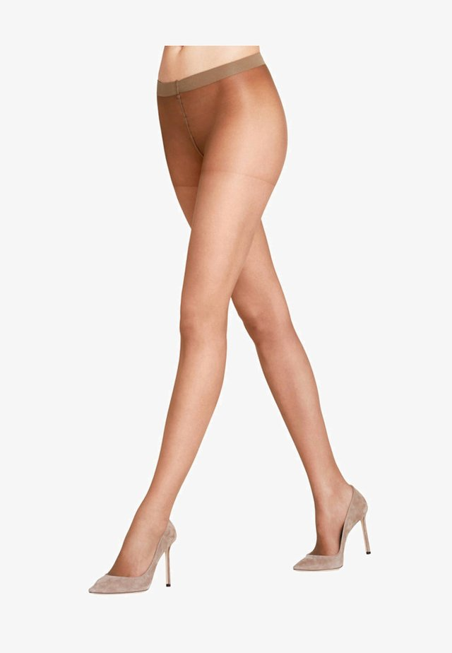 INVISIBLE DELUXE  - Tights - brown