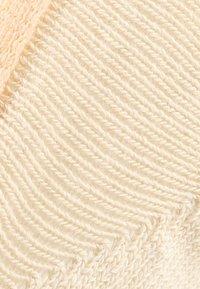 Falke - STEP - Varrettomat sukat - cream - 1