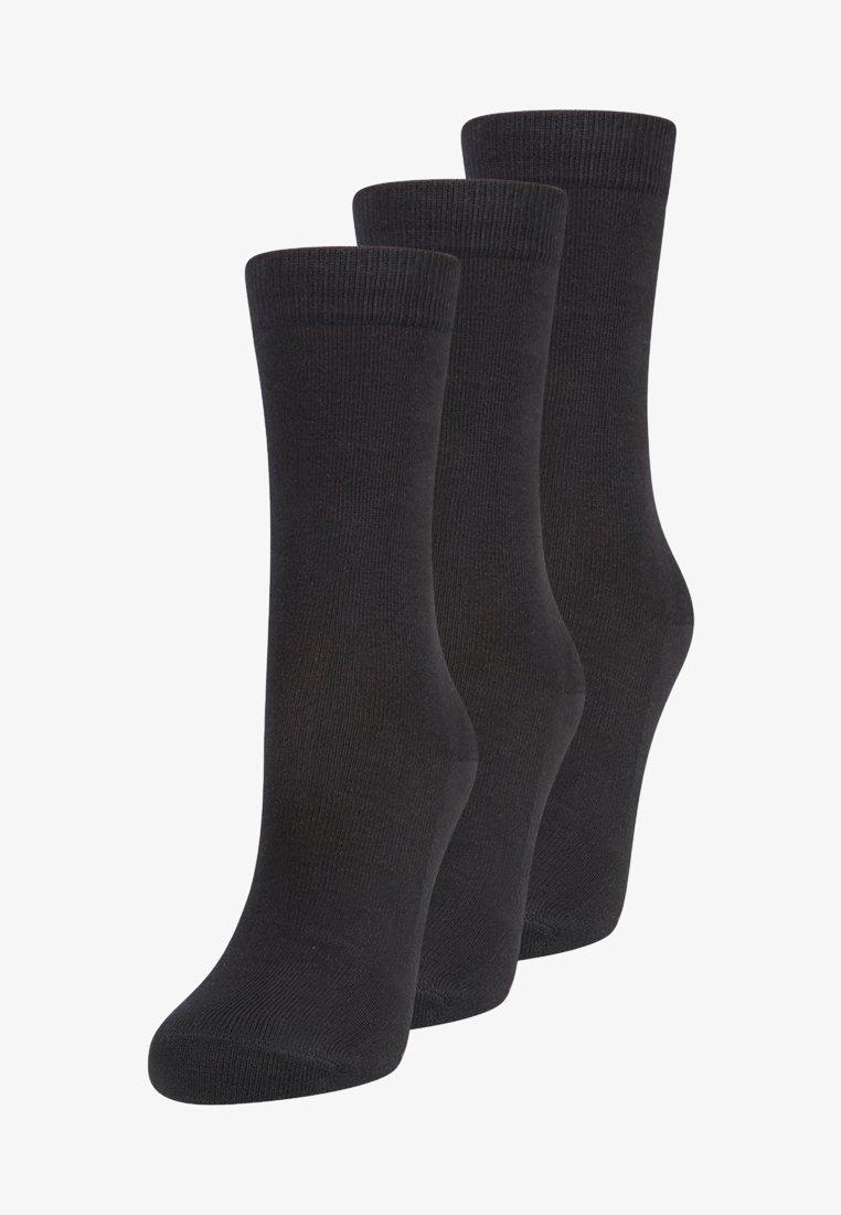 Falke - FAMILY 3 PACK - Chaussettes - black