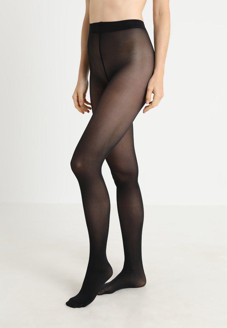 Falke - MATT DELUXE 30 DEN - Panty - black