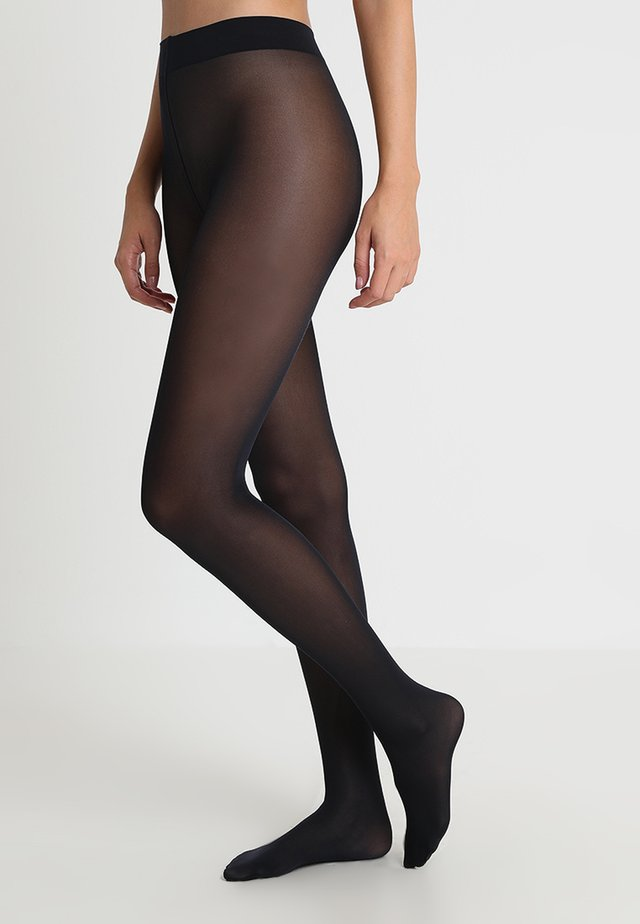 SEIDENGLATT 40 DEN  - Tights - marine