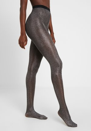 HIGHSHINE - Tights - black/silver