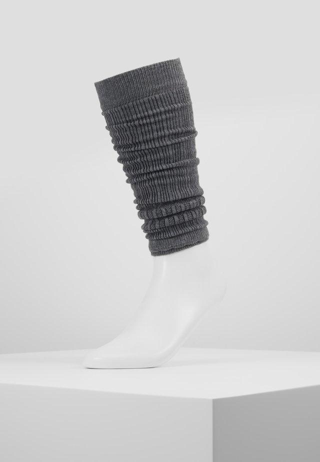 FREE STYLE - Leg warmers - light grey