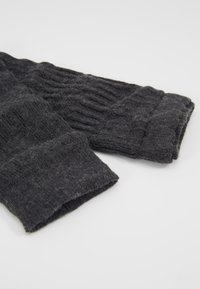 Falke - FREE STYLE - Beenwarmers - anthracite - 3