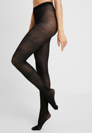 SUDDEN LIGHT - Tights - black